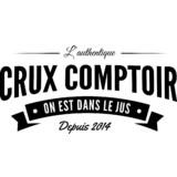 CRUX COMPTOIR logo Service Counter / Kitchen Staff Barista resto emploi restaurant