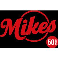 Mikes logo resto emploi restaurant