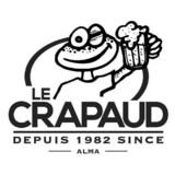 Le Crapaud Resto Bar logo Divers resto emploi restaurant