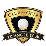 Club de golf Triangle d'Or logo Gérant / Superviseur resto emploi restaurant