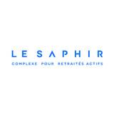 Complexe Le Saphir logo