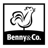 Benny &Co.-Gréber logo Commis de cuisine resto emploi restaurant