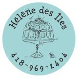 Pâtisserie Hélène des îles logo Divers resto emploi restaurant