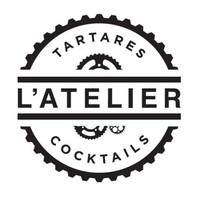 Bistro-Bar L'Atelier Inc. logo Barman / Barmaid resto emploi restaurant