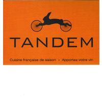 Restaurant Tandem logo Cuisinier et Chef resto emploi restaurant