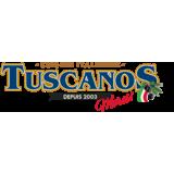 RESTAURANT TUSCANOS logo