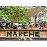 Marché des Éclusiers logo Bartender / Barmaid Manager / Supervisor  Manager resto emploi restaurant