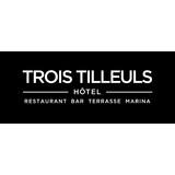 Hôtel Les Trois Tilleuls logo
