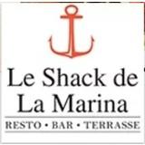 restaurant le shack de la marina  logo