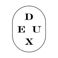 DEUX  logo Serveur / Serveuse resto emploi restaurant