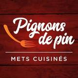 Pignons de pin logo Traiteur resto emploi restaurant