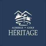 Auberge et Club de Golf Héritage logo Divers resto emploi restaurant