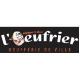 L'Oeufrier logo Commis de cuisine Cuisinier et Chef Plongeur Serveur / Serveuse Busboy resto emploi restaurant