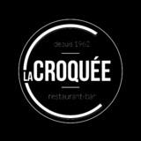 Restaurant-Bar La Croquée logo Cuisinier et Chef resto emploi restaurant