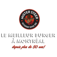 MISTER STEER RESTAURANT logo