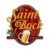 Le Saint-Bock brasserie artisanale inc. logo