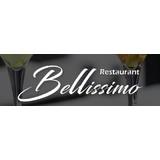 Restaurant Bellissimo logo Waiter / Waitress Disk Jockey Busboy resto emploi restaurant