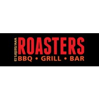 Roasters BBQ BAR GRILL logo