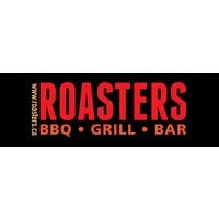 Roasters BBQ BAR GRILL logo Barman / Barmaid Serveur / Serveuse resto emploi restaurant