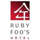 Hôtel Ruby Foo's logo