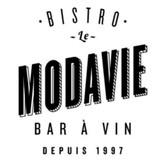 Le Bistro Modavie logo Cook & Chef  Dishwasher resto emploi restaurant