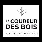 Coureur des bois Restaurant logo Divers resto emploi restaurant