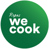 Repas We Cook logo Cuisinier et Chef resto emploi restaurant