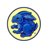 Le Lapin Bleu logo Cuisinier et Chef resto emploi restaurant
