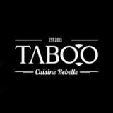 TABOO Cuisine Rebelle logo Divers resto emploi restaurant