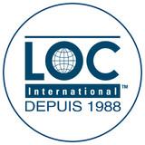 LOC International logo COVID19 resto emploi restaurant