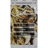 Restaurant Bellissimo Dorval  logo Host / Hostess Waiter / Waitress resto emploi restaurant
