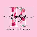 Rose - Crèmes, café et amour logo Cuisinier et Chef resto emploi restaurant