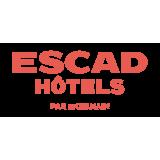 Hôtel Escad Quartier Dix30 logo Commis de cuisine Hôte / Hôtesse  Serveur / Serveuse resto emploi restaurant