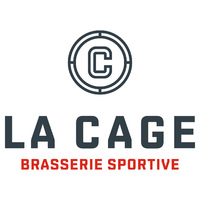 La Cage Brasserie sportive Gatineau logo Cuisinier et Chef resto emploi restaurant