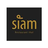 Siam Restaurant Thai Montréal logo Dishwasher resto emploi restaurant