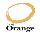 Orange cafe logo Cook & Chef  resto emploi restaurant