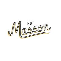Pot Masson logo Cuisinier et Chef Plongeur resto emploi restaurant