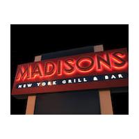 Madison Sherbrook est logo Barman / Barmaid Serveur / Serveuse resto emploi restaurant