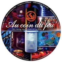 Bar Au coin du feu, Lachine logo