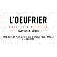 Restaurant L'Oeufrier DDO logo