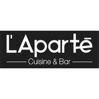 L'Aparté Cuisine & Bar logo Cuisinier et Chef resto emploi restaurant