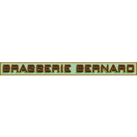 Brasserie Bernard logo Cuisinier et Chef resto emploi restaurant