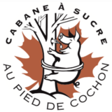 Cabane à Sucre Au Pied de Cochon logo