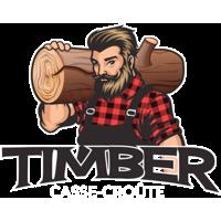 Timber Casse-croûte logo Commis générales de cuisine Hôte / Hôtesse  Divers resto emploi restaurant