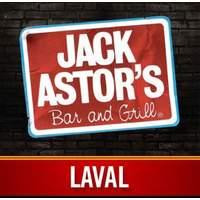 Jack Astor's Laval logo Plongeur resto emploi restaurant