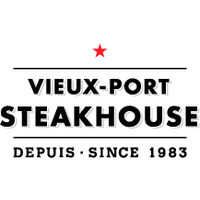 VIEUX-PORT STEAKHOUSE  logo Caterer Cook & Chef  Host / Hostess Manager / Supervisor  Waiter / Waitress Wine Steward Maitre D Manager Other resto emploi restaurant