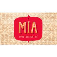 Mia tapas indonésiens logo Serveur / Serveuse resto emploi restaurant