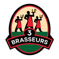 3 Brasseurs/ 3 Brewers logo Gérant / Superviseur Directeur resto emploi restaurant