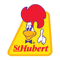 Rôtisserie St-Hubert.qc.ca logo Livreur  resto emploi restaurant