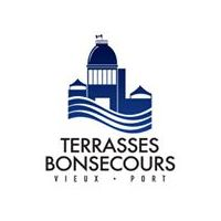 Terrasses Bonsecours logo Cook & Chef  resto emploi restaurant